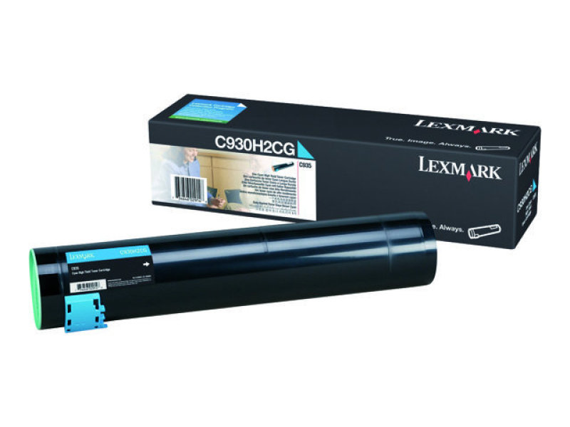 Lexmark Toner Cartridge Hy Cyan