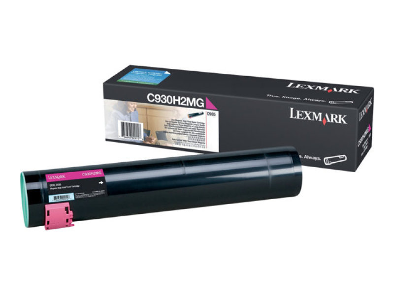 Lexmark Toner Cartridge Hy Mag