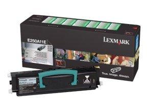 Lexmark Ret Prog Tnr Blk 3.5k E250a11e