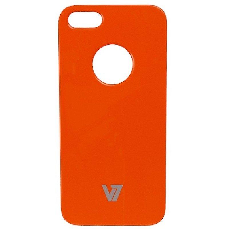 v7 candy case iphone 5 orange. Black Bedroom Furniture Sets. Home Design Ideas