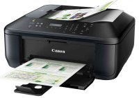 Canon Pixma MX395 Compact All-In-One Inkjet Printer