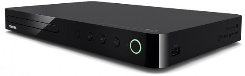 Toshiba BDX3400 Smart Bluray Player with builtin WiFi