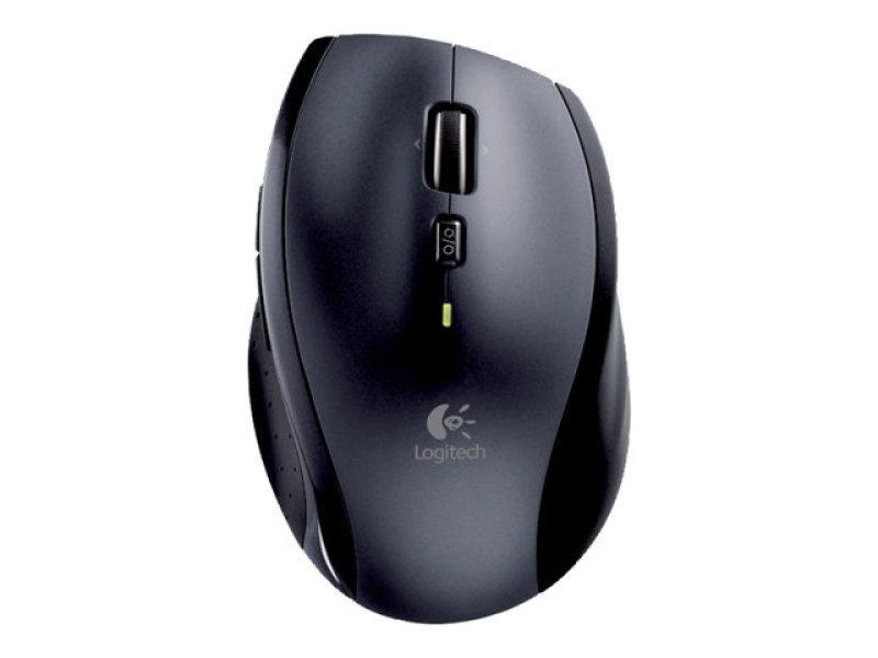 Logitech M705 Wireless Mouse Black