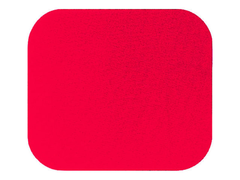 Fellowes Economy Mouse Pad Red