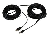 20m 65 Ft Active Usb 2.0 A To B - Cable - M/m - Long Usb Cable Uk