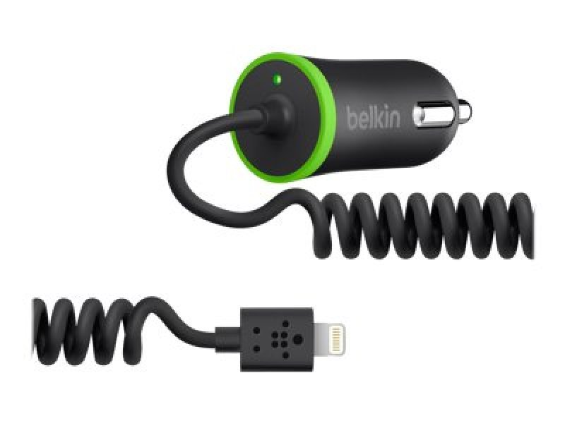 Belkin Car Charger For iPhoneiPad