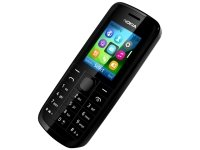 Nokia 113 SIM Free Mobile Phone - Black