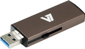 V7 8GB USB 3.0 Stick VU38GDR-GRY-2E