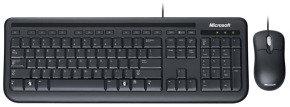 microsoft wired desktop 400 keyboard and mouse for business usb ebuyer. Black Bedroom Furniture Sets. Home Design Ideas