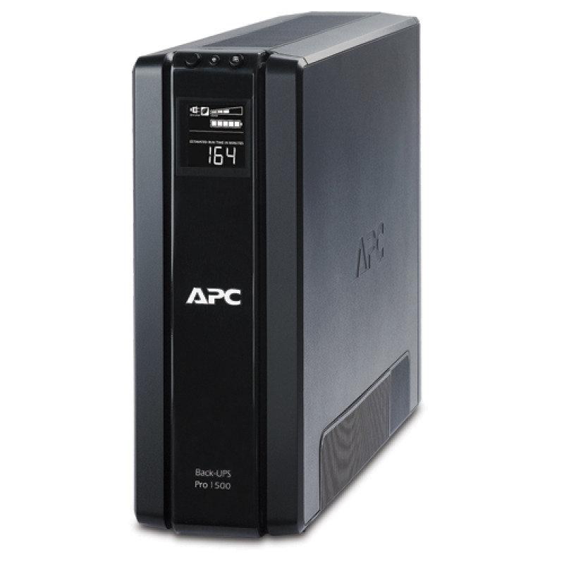 APC Back-UPS Pro 865 Watt / 1500 VA LCD 230V