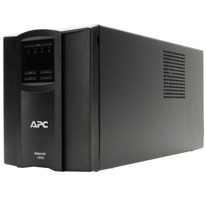 APC Smart External UPS 670 Watt / 1000 VA LCD 230V