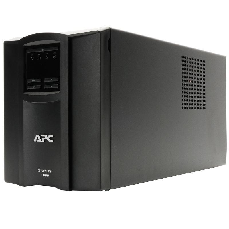 Apc Smart External Ups 670 Watt 1000 Va Lcd 230v