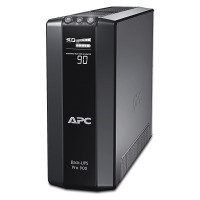 APC Back-UPS Pro 900 UPS AC 230 V 540 Watt 900 VA 8 Output Connector(s)