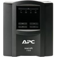APC Smart-UPS 750 LCD UPS AC 230 V 500 Watt 750 VA RS-232, USB 6 Output Connector(s)