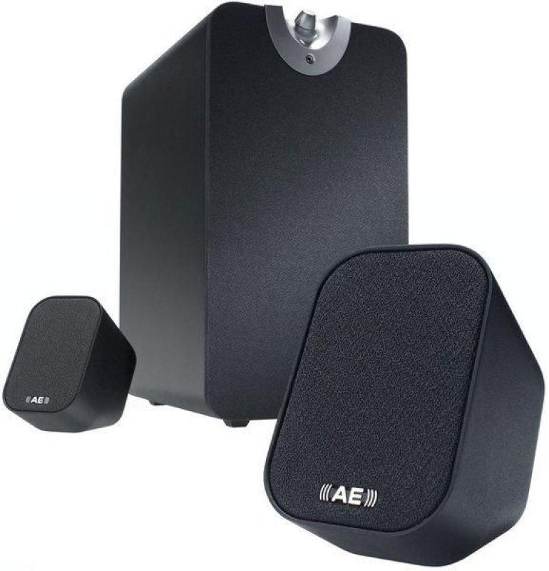 Acoustic Energy Aego M Black 2.1 Speakers