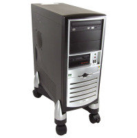 Fellowes Office Suites CPU/ Shredder Stand