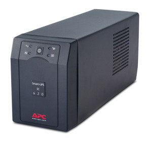 APC Smart-UPS SC- 620VA/390W- Input 230V