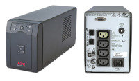 APC SC420I Smart-UPS 420VA 260W Serial  With Shutdown Software