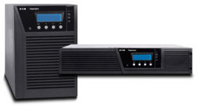 Eaton Powerware Series-9 9130 UPS - 700 VA - RS-232, USB - 6 Output Connectors