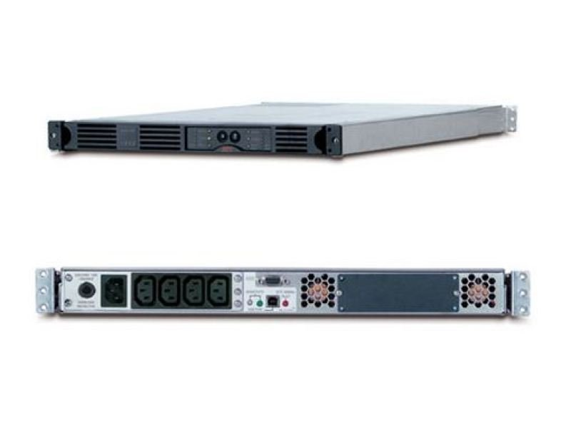APC Smart-UPS 1000VA USB & Serial Rackmount 1U 230V +