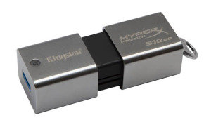 Dt Hyperx Predator 512gb Usb3.0 - 240mb/s Read & 160mb/s Write