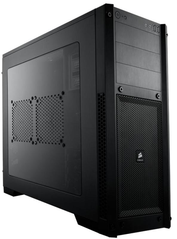 Corsair Carbide Series 300r Mid-tower Gaming Case (black) With Side Window (REFURB)