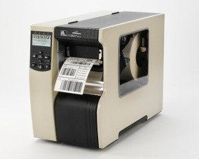 110xi4 203dpi Z-net Rs232/par - & Usb W.cutter In