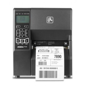 Zt230 Tt Zpl 203dpi - Rs232/usb/par 128mb Flash In