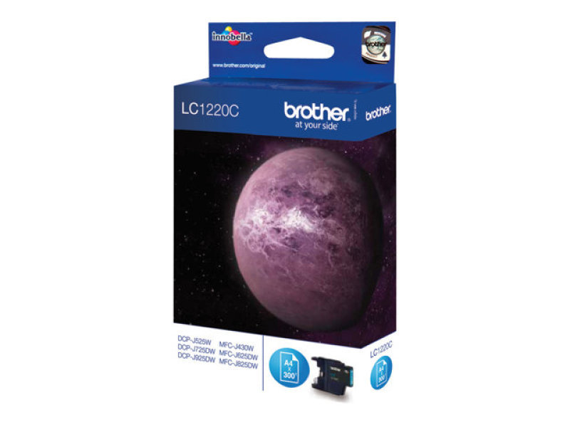 *Brother LC1220C Cyan Ink Cartridge