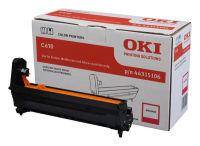 OKI Magenta Drum for C610 Series - 20k