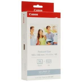 Canon KP-36IP Colour Ink Cartridge/ Paper Kit