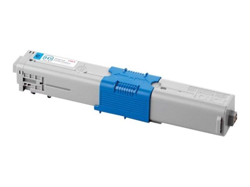 Oki C510/C530 Cyan Toner Cartridge