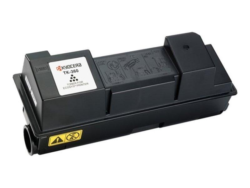 Kyocera FS-4020D Laser Toner Kit Black