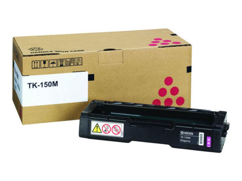 Kyocera TK-150M Magenta Toner Cartridge