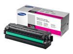 Samsung	CLT-M506L Magenta Original Toner Cartridge - High Yield 3500 Pages - SU305A