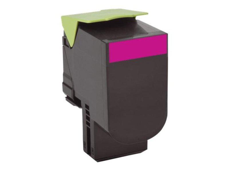 Lexmark 702HM Magenta Toner cartridge