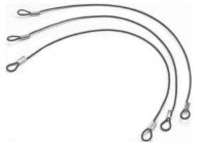 Motorola Handheld Stylus Tether - 3 Pack