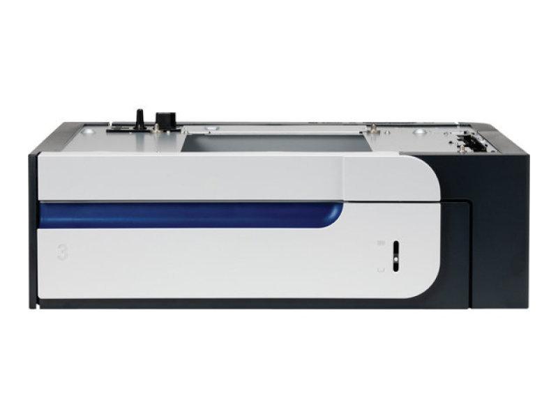 HP Color LaserJet 500-sheet Paper and Heavy Media Tray