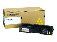 Kyocera TK-150Y Yellow Toner Cartridge
