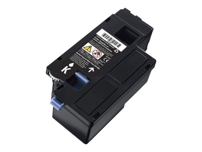 *Dell C1660W standard Black Toner Cartridge