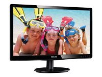 "Philips 220V4LSB 22"" LED VGA DVI Monitor"