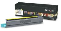Lexmark X925 Yellow High Yield Toner Cartridge
