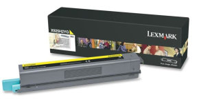 Lexmark X925 Yellow High Yield Toner Cartridge
