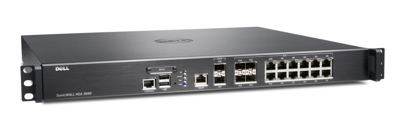 Dell SonicWALL NSA 4600 TotalSecure