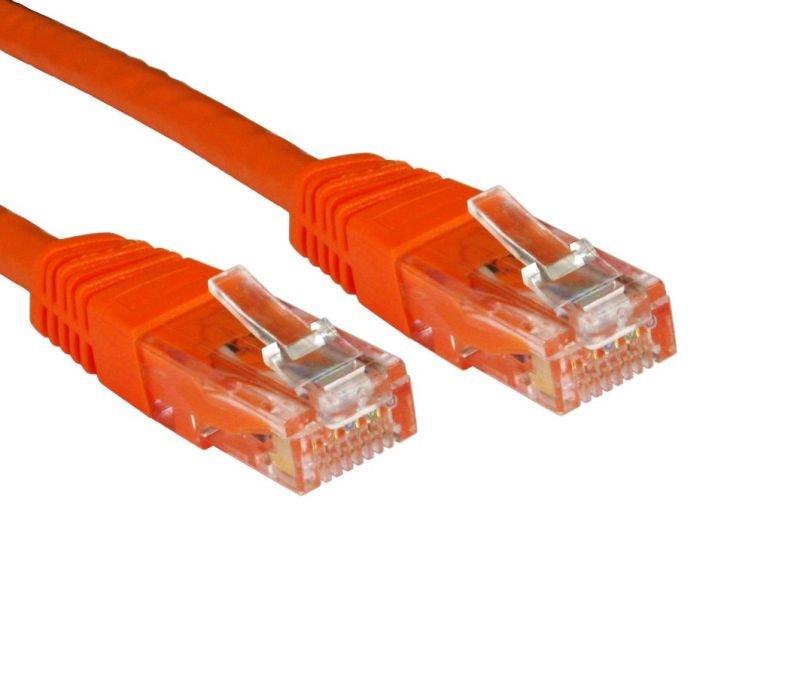 Image of 0.5M CAT 6 UTP PVC INJ MDD CBL-OGE