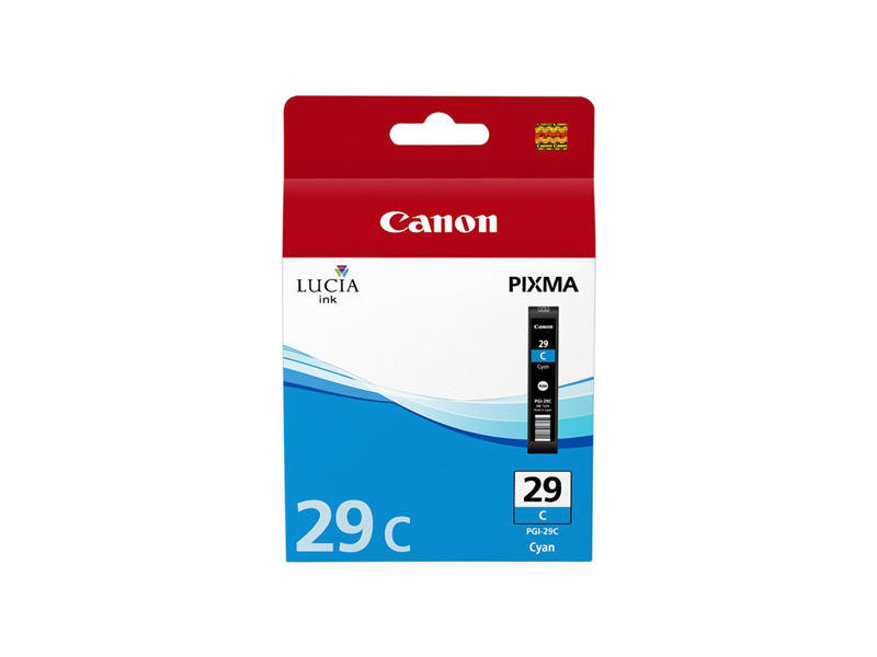 Canon Cyan PGI-29C Ink Cartridge