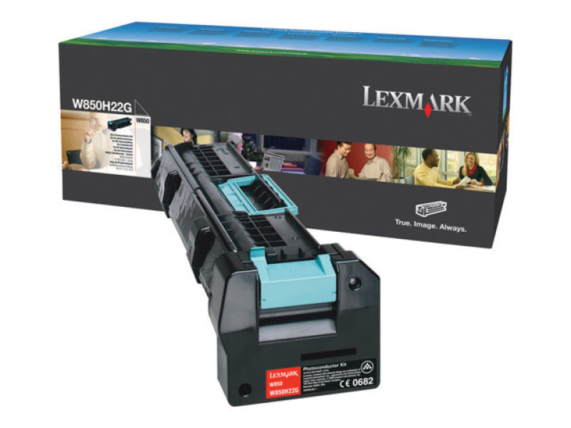 Lexmark - Photoconductor unit - 1 x black - 60000 pages - LCCP