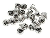 StarTech Pkg. Of 50 Mounting Screws - For Cabinet Uk