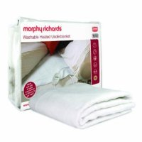 Morphy Richards 75183 Single Electric Blanket