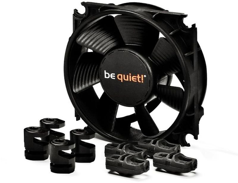 Be Quiet! Silent Wings 2 PWM 80mm Fan